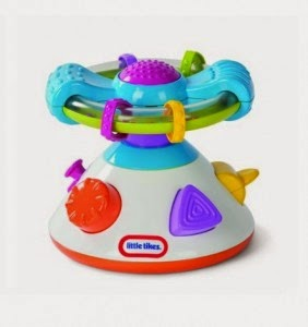 Amazon: Buy Little Tikes Playful Basics Sit and Turn Play at Rs.629