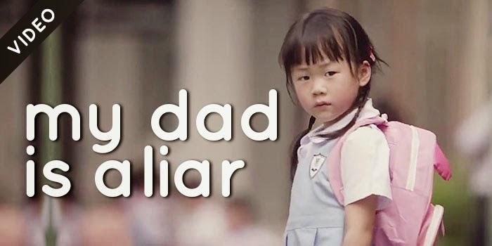 Ο Μπαμπάς μου είναι ψεύτης