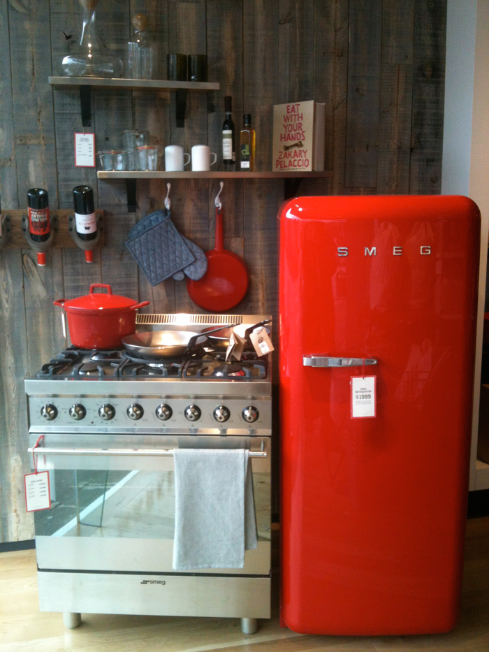 Red + Smeg = Love  Poppytalk