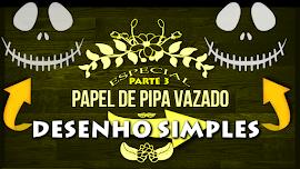 ESPECIAL APRENDENDO PAPEL VAZADO 3