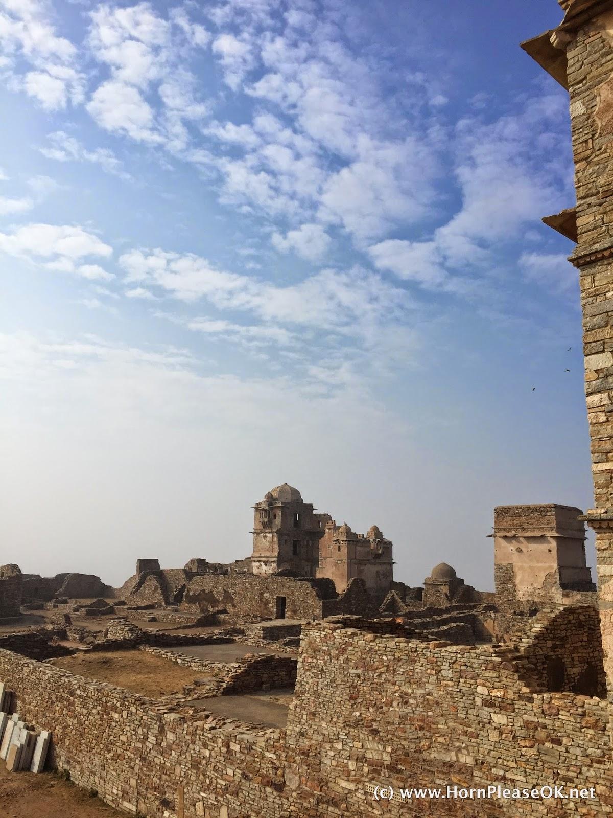 Mirabai's Palace, Chittorgarh