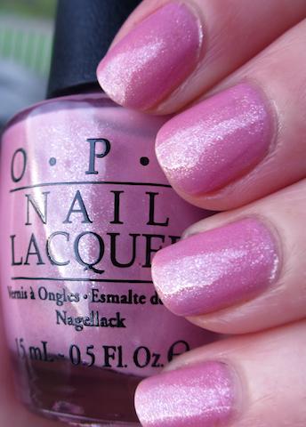 O.P.I. Nail Polish