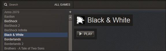 كيف تضيف أي لعبة إلى  برنامج Steam مع تغيير أيقونتها وصورتها