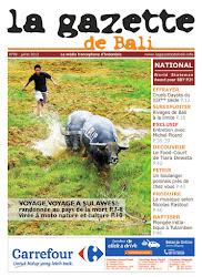 la gazette de juillet 2013