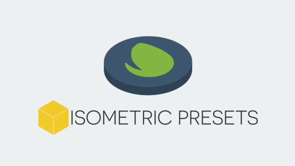VideoHive Isometric Presets