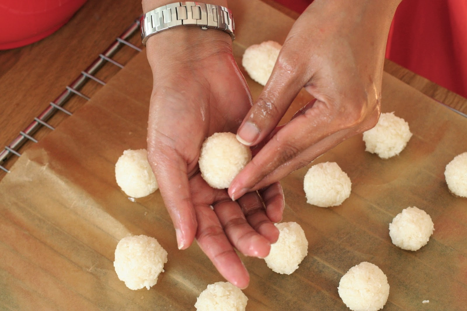 veganbollar, raw balls, raw dessert