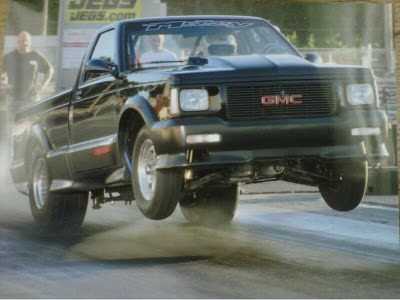 nissan skyline gt r s in the usa blog eight second wd gmc everyone needs an eight second quarter mile car truck suv in their life this gmc syclone that has been converted to rear wheel drive is offered for on