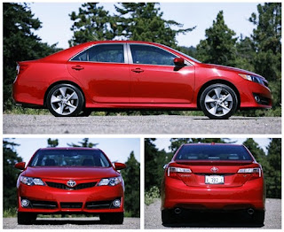 2012 Toyota Camry XLE Review Specs