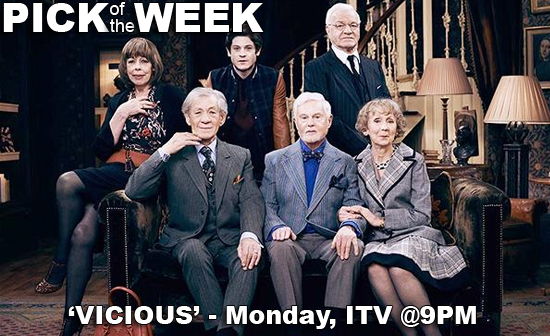 Tv Picks  May 2013 Banshee Community Four Rooms The Job Lot Vicious Would I Lie To You Etc
