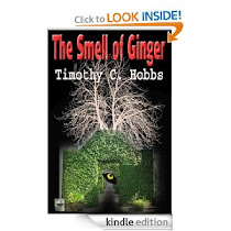 THE SMELL OF GINGER- TIMOTHY C. HOBBS