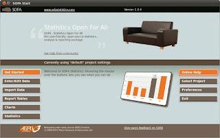 Download SOFA Statistics 14.4