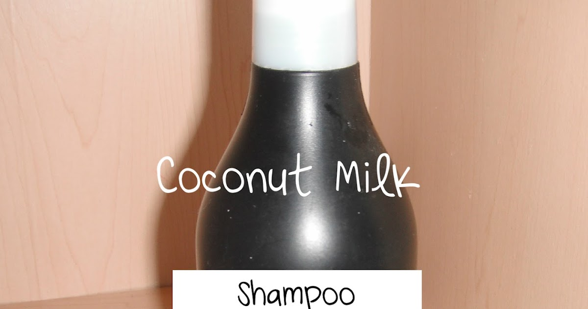 how to make homemade coconut oil shampoo