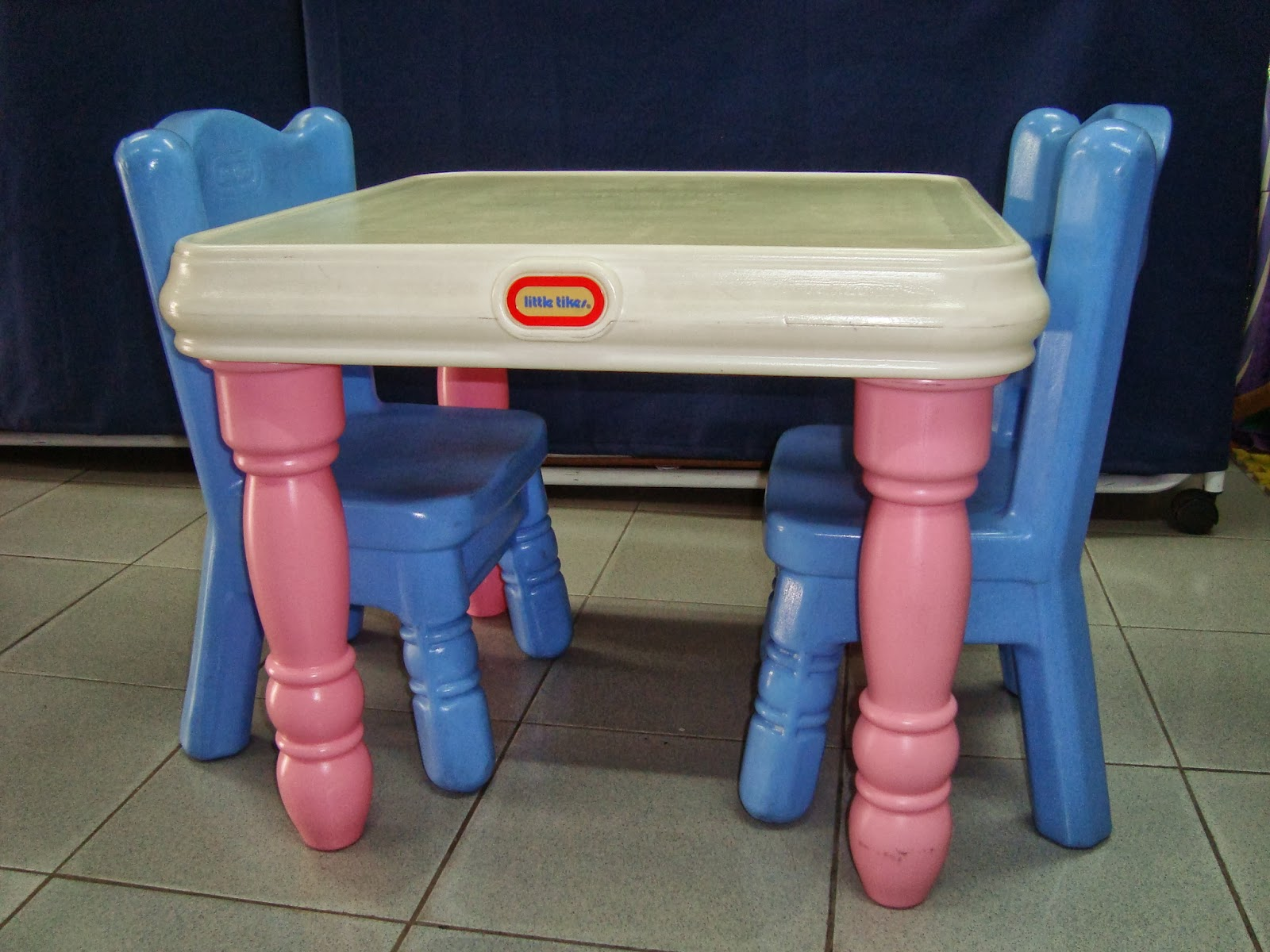 Little tikes table and chairs pink - Toys Thetottoys Little Tikes Victorian Tender Heart Table Chairs Euc