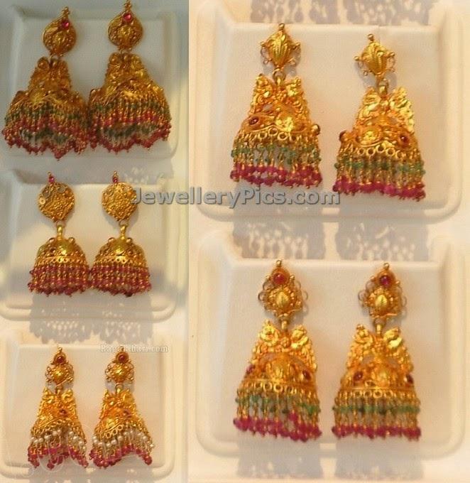 Jewellery Design Pictures Khazana Jewellers Jhumka