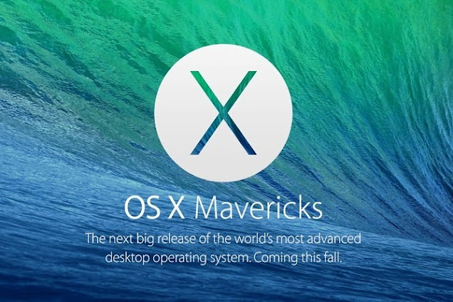 Mac OSX Mavericks Release Date and Price 2013