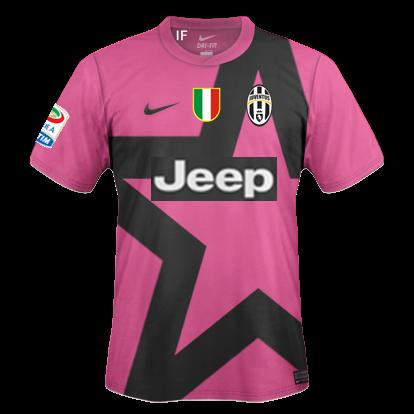 Camisetas de la Juventus y del Southampton Alternativa 2012 2013 echa por  mí (Iván Fradkin) 34fa0ad82dd93