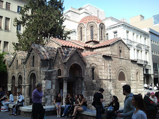 Church in Plaka