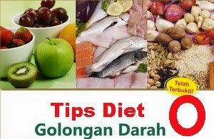 Tips Diet Golongan Darah O