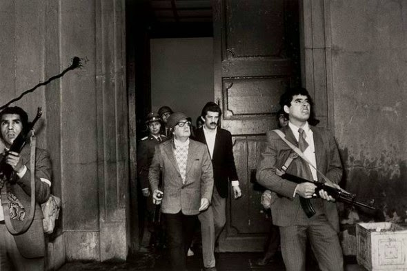 Ultimate Collection Of Rare Historical Photos. A Big Piece Of History (200 Pictures) - Salvador Allende