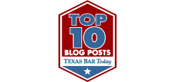 Ranked Top 10 - Texas Bar Today