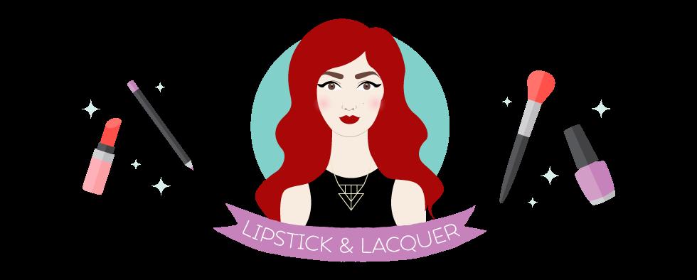 lipstick + lacquer