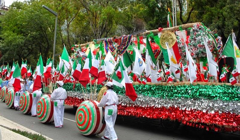 fiestas patrias mexicanas septiembre