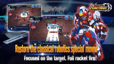Pocket Robot Wars v1.2.1 Mod Apk (Mega Mod) 2