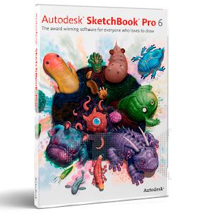 Autodesk Sketchbook Pro v6.2 Español