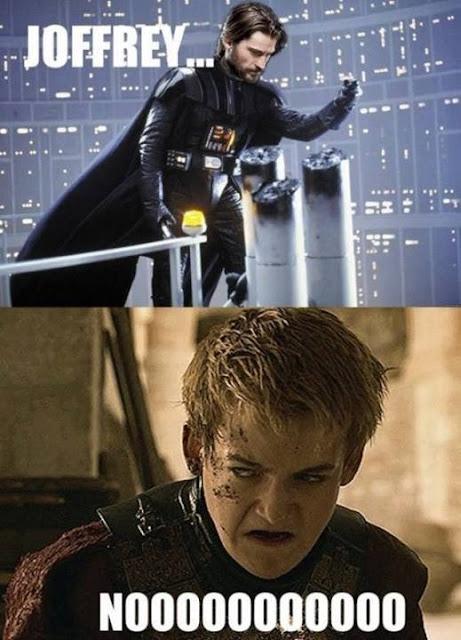 Joffrey Star Wars padre Jaime - Juego de Tronos en los siete reinos