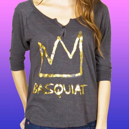 http://www.oldschooltees.com/Basquiat-Crown-Henley-Shirt-by-Junk-Food-p/bsq001.htm