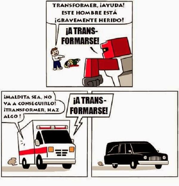 Típico de Transformers