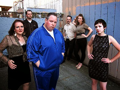 "Review of Jet City Improv's ""Wise Guys."""