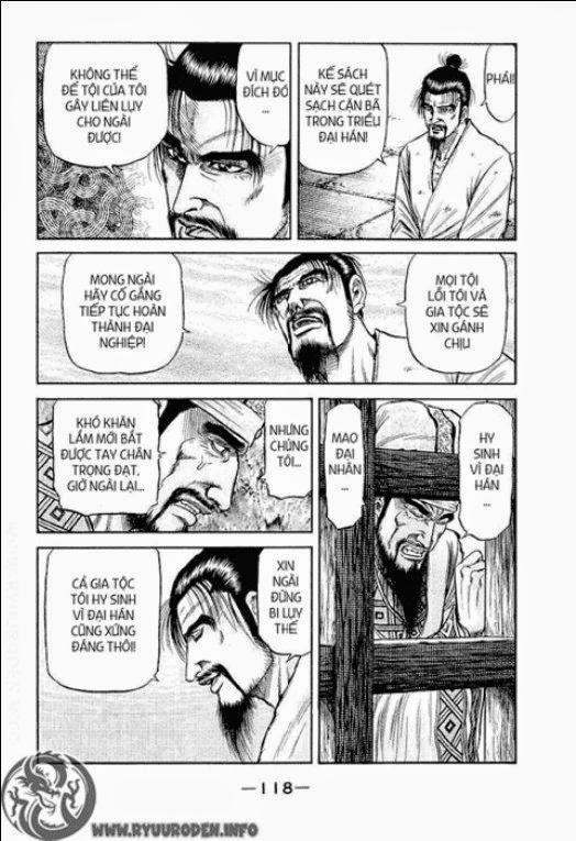 Chú Bé Rồng - Ryuuroden chap 81 - Trang 26
