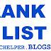 <CENTER>RANK LIST OF HSST ENGLISH JUNIOR - KHSE 2014</CENTER>