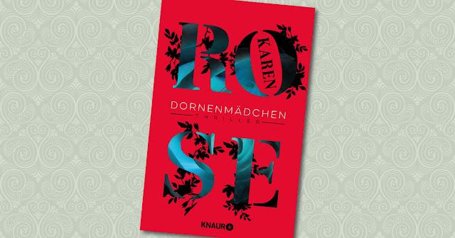 Dornenmädchen Karen Rose Knaur Cover