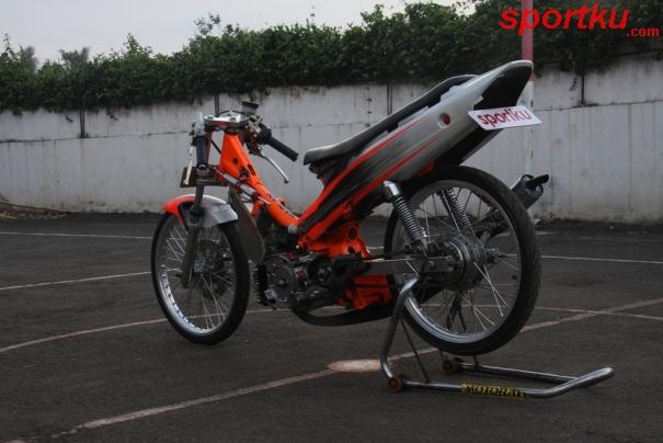 Modif Yamaha Fiz