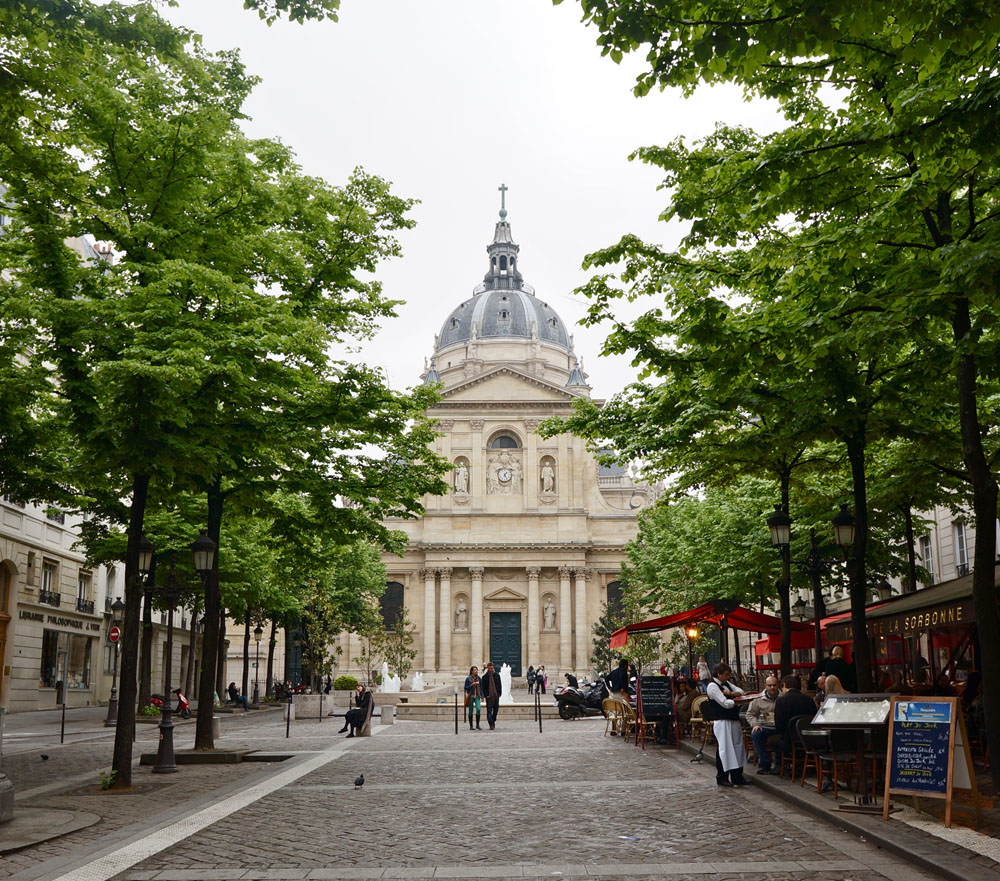 World tourist places paris tourist place of europe for Sorbonne paris
