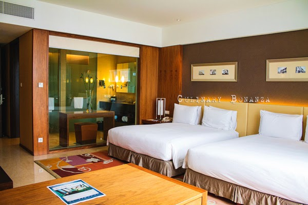 2 Queen Hilton Executive room Hilton Bandung