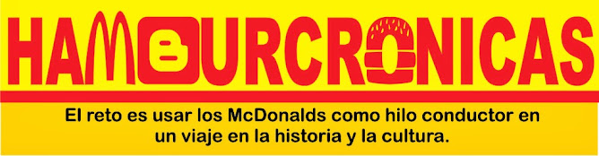 Hamburcronicas de McDonalds