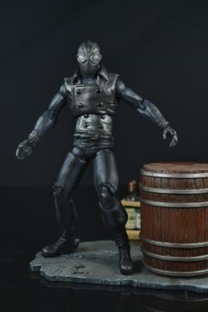 toycutter spider man noir action figure. Black Bedroom Furniture Sets. Home Design Ideas