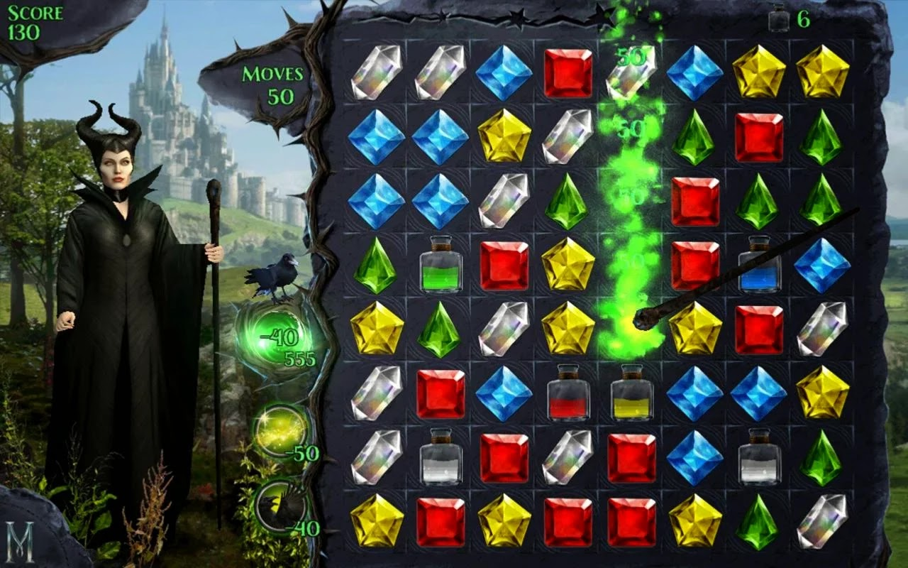 Android Maleficent Free Fall Apk resimi 1