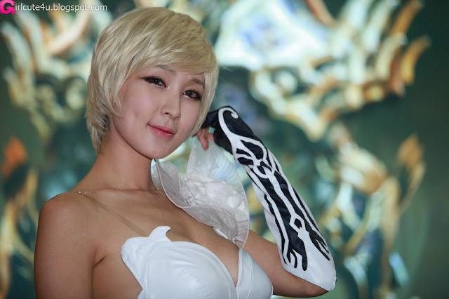 1 Lee Si Eun - G-Star 2011-very cute asian girl-girlcute4u.blogspot.com