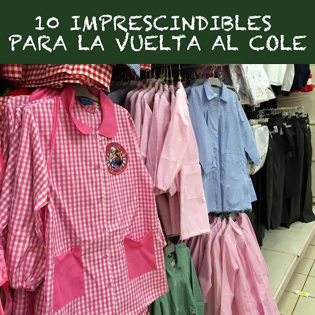 """Ropa imprescindible para la """"Vuelta al Cole"""""""