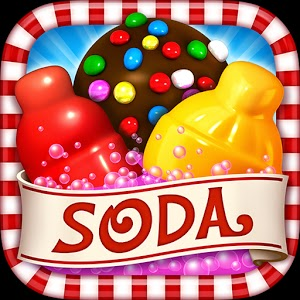 Candy Crush Soda Saga Mod APK V1.32.11 Unlimited Lives and Booster