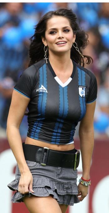 Mexican Celebrities: Marisol González