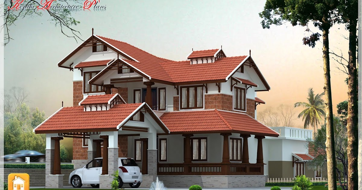 Beautiful traditional and contemporary style elevations for Different elevations of house