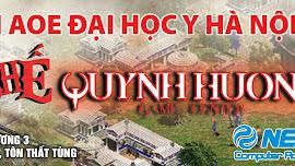 AoE phong trào, đại học Y Hà Nội tổ chức giải đấu AoE nội bộ trường ngày 19/4/2015