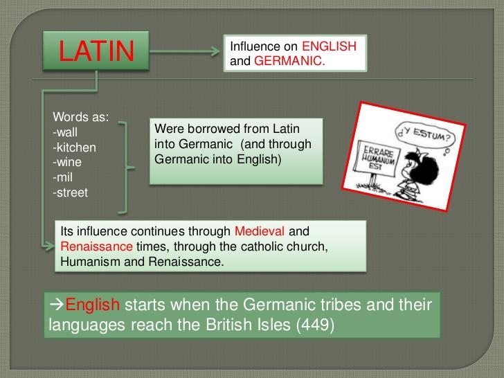 latin influence