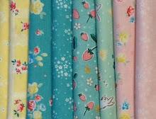 November mystery fabric