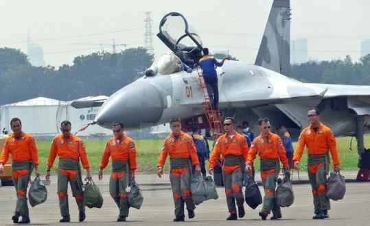TNI Antisipasi Pelanggaran Wilayah Udara